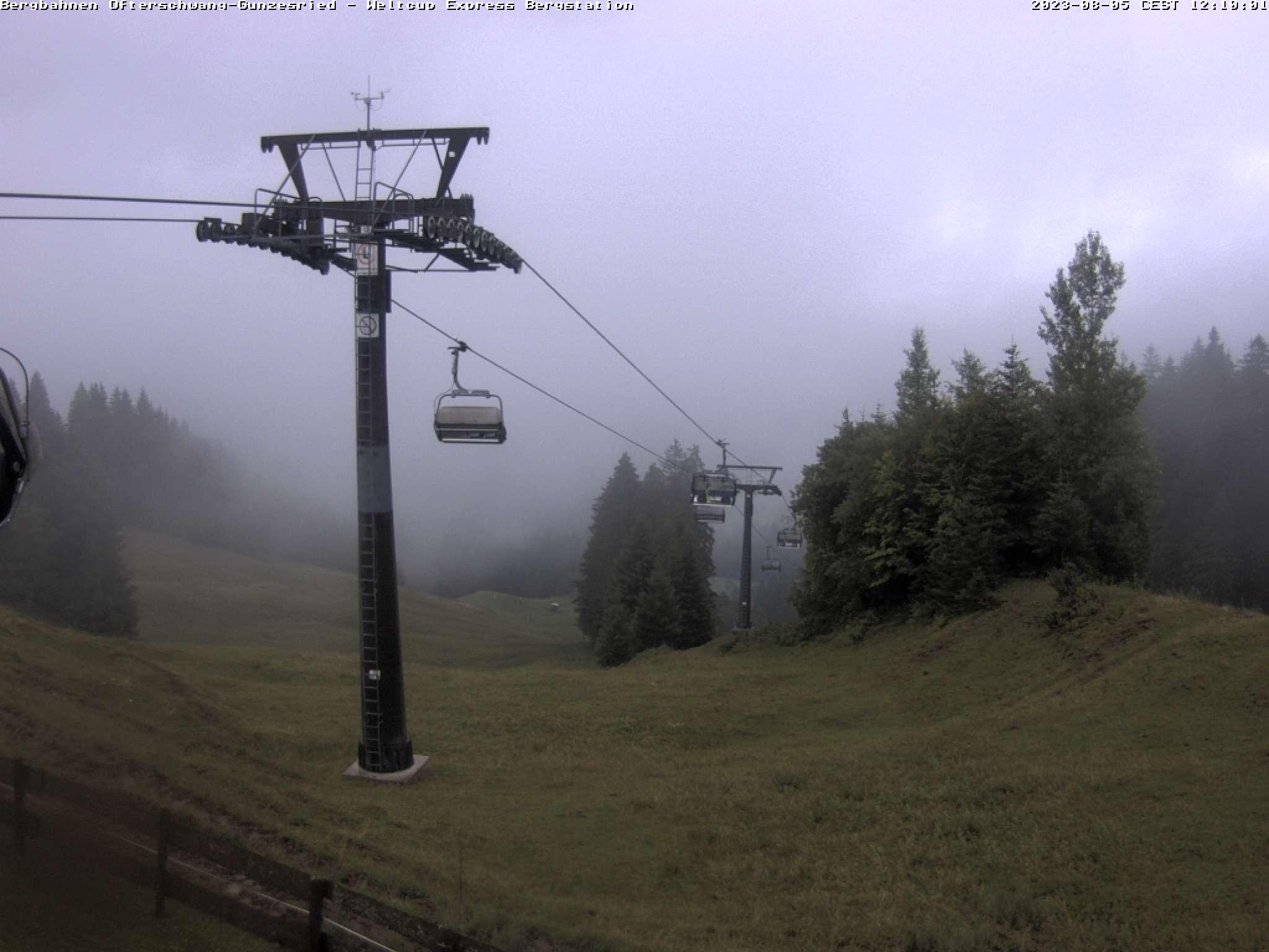 Ofterschwang - Bergstation Weltcup Express